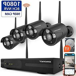 8CH Expandable Surveillance DVR Kits Security Camera System