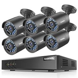 ANNKE CCTV Camera Systems 8Channel 1080P Lite H.264+ DVR and