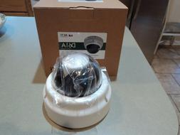 ACTI D61A , 1.3MP Indoor Dome Network Security Camera
