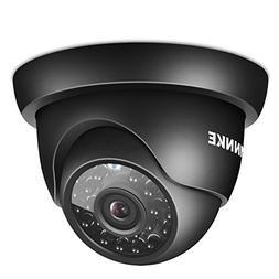ANNKE 720P Security Camera HD TVI/AHD/CVI 3-in-1 CCTV Camera