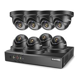 ANNKE CCTV Camera Systems 8+2 Channel 1080P Lite H.264+ DVR