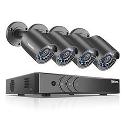 ANNKE Security Camera System Smart HD 1080P Lite 4+1 Channel