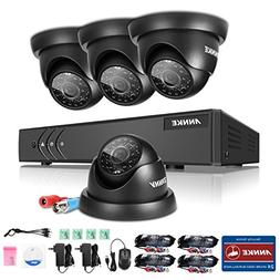 ANNKE Security Cameras System Smart HD 1080P Lite 4+1 Channe