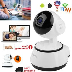 Baby Monitor Wireless WIFI HD 1080P Security Camera Pan Tilt