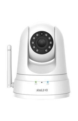 D-link - Dcs-5030l Pan And Tilt Indoor 720p Wi-fi Network Su