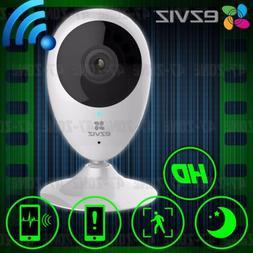 Ezviz - Mini Indoor 720p Wi-fi Network Surveillance Camera -