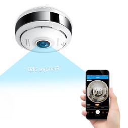 FREDI HD 960P WiFi Wireless IP Security Camera Wide Angle 36
