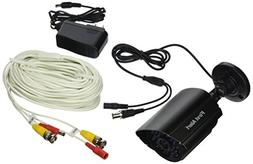 First Alert CM700 Smartbridge Series Wired 700TVL Indoor/Out