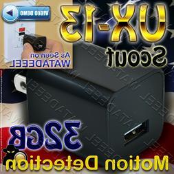 NEW! WATADEEEL UX-13 Scout USB Camera 1080p GENUINE Surveill