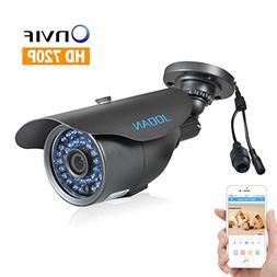JOOAN 703KRA 1 Megapixel 720P HD Indoor / Outdoor IP Camera
