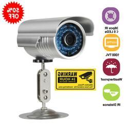 JOOAN Waterproof Outdoor 700TVL Security Camera Surveillance