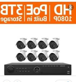 LaView 8 1080P IP Camera Security System, 16 Channel 1080P I