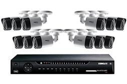 Lorex 16 Channel HD 1080p Security System with 2TB HDD and 1