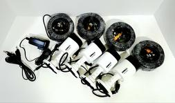 Lorex Original HD Analog 1080P In/Outdoor Cameras w/ 130' Ni
