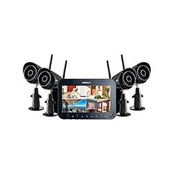 Lorex Wireless Video Surveillance System with 7 inch Monitor