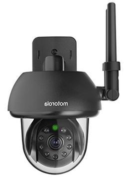 Motorola FOCUS73-B Wi-Fi HD Outdoor Home Monitoring Camera w