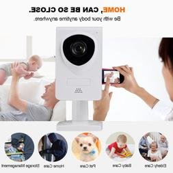 NEXGADGET 720P Wireless WiFi IP Home Security Camera Two Way