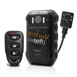 PYLE-SPORT Body Cam Portable BODY WORN CAMERA Audio Video Re