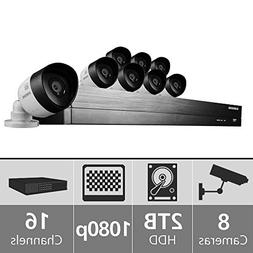 SDH-C75080 - Samsung 16 Channel 1080p HD 2TB Security System