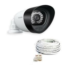 Samsung SDC-8340BU 720P Surveillance Cameras w/60ft Cable SD