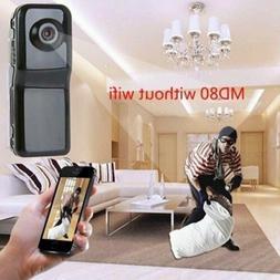 Spy Camera Hidden HD Mini DV Video Recorder Camcorder Securi