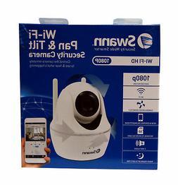 Swann - Pan and Tilt Indoor Wi-Fi Network Surveillance Camer