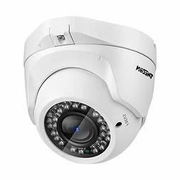 TMEZON 1080P AHD CVI TVI 960H CCTV Camera Black Dome OSD Sec