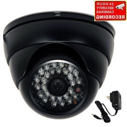 VideoSecu 700TVL Day Night Outdoor Security Camera Vandal Pr