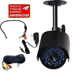 VideoSecu Outdoor Day Night Home CCTV Bullet Surveillance Se