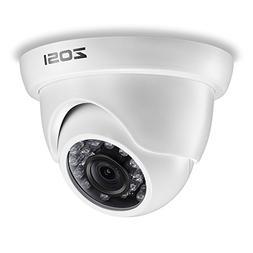 ZOSI 720P 4-in-1 TVI/CVI/AHD/CVBS Security Surveillance CCTV