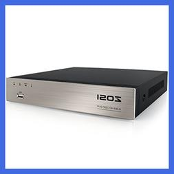 ZOSI 8Channel Surveillance Video Recorders 1080N/720P 4-in-1