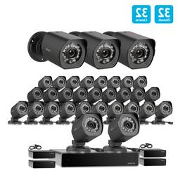 Zmodo 1.0 MP 32 CH Network NVR 32 IP HD Security Camera Syst