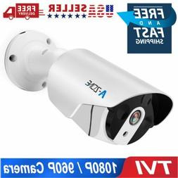 A-ZONE 960/1080P HD-TVI Security Bullet Camera Home Surveill