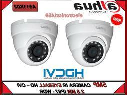 A511K02 Dahua 5MP CAMERA  IR EYEBALL HD-CVI 2.8mm, IP67, WDR