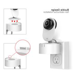 Ac Socket Wall Mount Yi Home / Nest M Home Camera 360° Degr