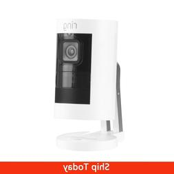 All-new Ring Stick Up Cam Battery HD Security Camera with Tw