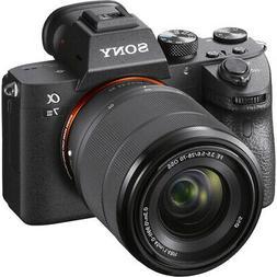 Sony Alpha a7 III Mirrorless Digital Camera with 28-70mm Len