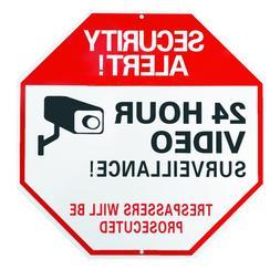 Aluminum Home/Business Security 24 hours Surveillance Fake V