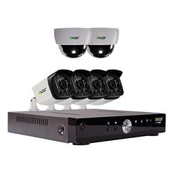 REVO America Aero HD 1080p 8 Ch. Video Security System with