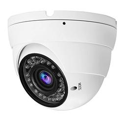 Hykamic Analog CCTV Camera HD 1080P 4-in-1  Security Dome Ca