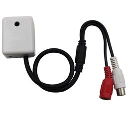 Audio Sound Microphone Cord for ELEC 1080P 8CH IR CCTV Secur