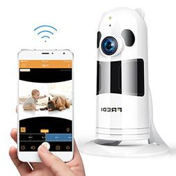 FREDI Baby Monitor WiFi Wireless Camera 1080P HD Security Ca