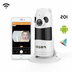 FREDI Baby Monitor Wireless WIFI IP Surveillance Camera 1080