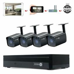 Best Seller Surveillance Camera System Exterior Security Nes
