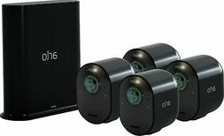 Brand New Arlo - Ultra 4-Camera Wire-Free 4K HDR Security Ca