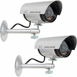 WALI Bullet Dummy Fake Surveillance Security CCTV Dome Camer