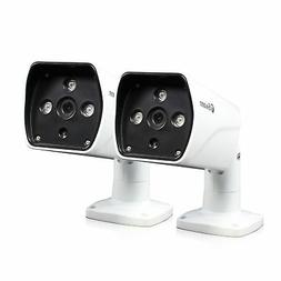 Swann 1080P Bullet Security Cameras with Fixed Lens - Pack o