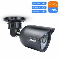 SV3C Full HD 1080P Bullet Outdoor Security Camera Poe IP Cam