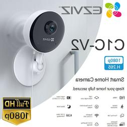EZVIZ C1C 1080p Indoor Wi-Fi Camera with Built-In Mic #EZC1C