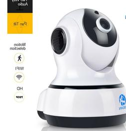 JOOAN C5M-D Wireless IP Security Camera 720P wifi Network Vi